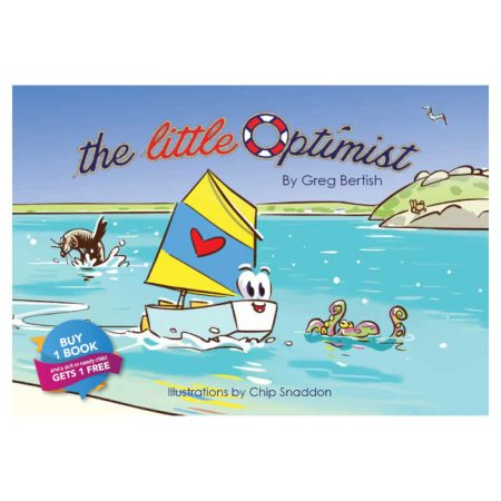 The Little Optimist Children's Book – Hard Copy
