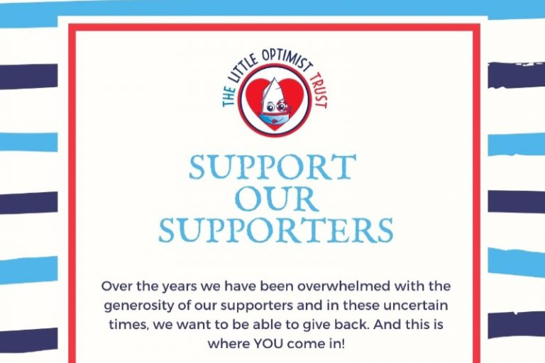 Support our Supporters